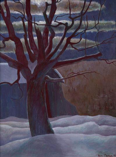 Kyra Markham, 'Winter Landscape', 1947