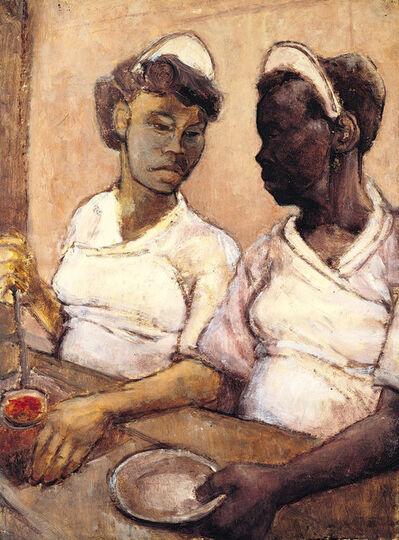 Eva Frankfurther, 'West Indian Waitresses', ca. 1955