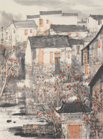 Xu Ming, 'Autumn View', 2014