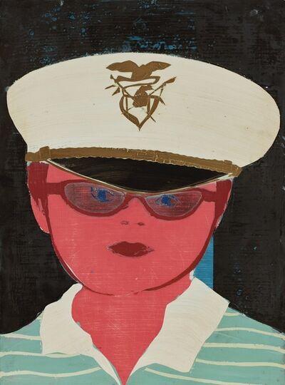 Jules de Balincourt, 'Youth Nationalism', 2004