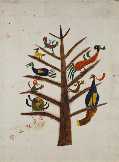 Ilija (Bosilj) Basicevic, 'The Tree from Eden III', 1996
