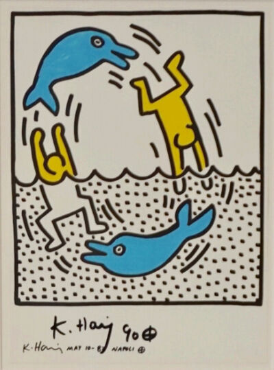 Keith Haring, 'Untitled', 1990
