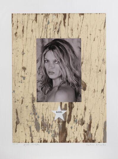 Peter Blake, 'Kate Moss', 2010
