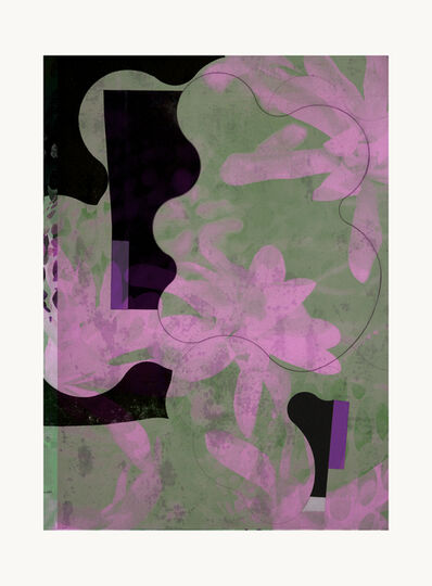 Francisco Nicolas, 'Flower 03', 2019