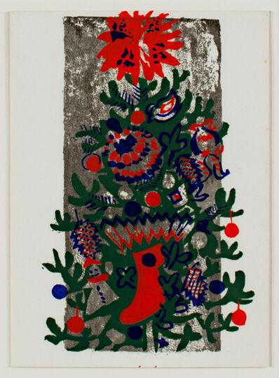 Ruth Grotenrath, 'O'Tannenbaum', c.1950