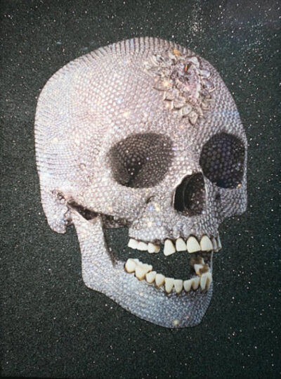 Damien Hirst, 'Damien Hirst, For the Love of God, Laugh', 2007