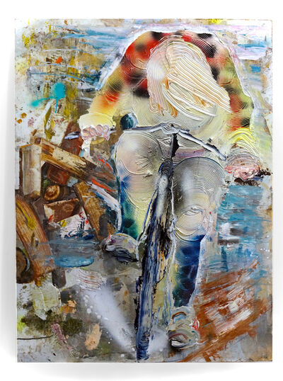 Eleanor Aldrich, 'The Bicycle ', 2018