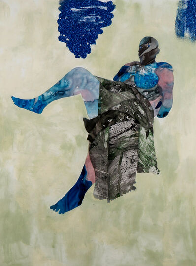 Florine Demosthene, 'Wounds #5', 2019