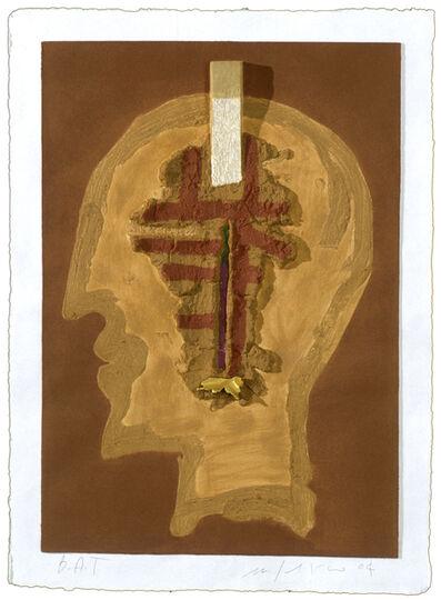 Mimmo Paladino, 'California Suite No. 5', 2004