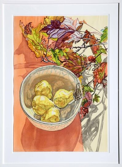 Janet Fish, 'Still Life with Pears', 1988