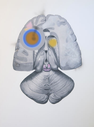 "ManfreDu Schu, 'BodyMindPower II (Pictures of Transforming Mind) ""Portrait/ II"" ', 2010"