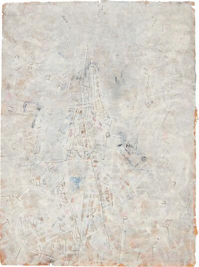 Mark Tobey, 'Paris', 1959