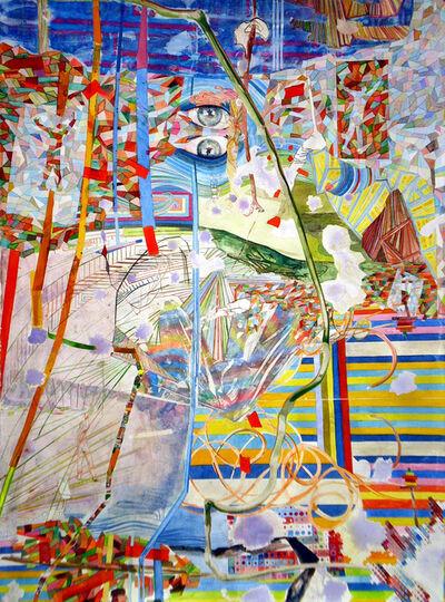 Franklin Evans, 'FF byebye2i', 2007