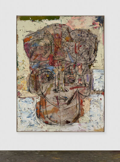 Daniel Crews-Chubb, 'Head (serpent)', 2019
