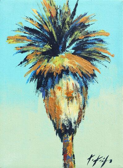 Kathleen Keifer, 'August Palm', 2021