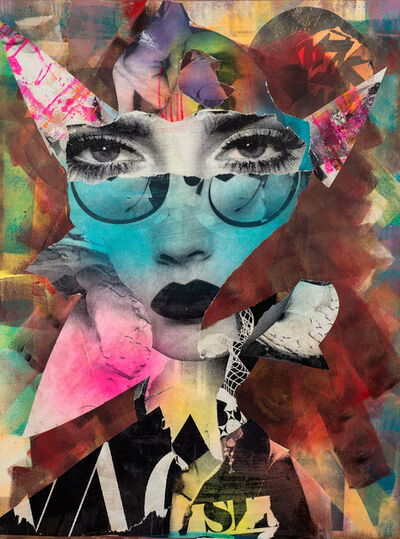 DAIN, 'School Teacher Parolee', 2014