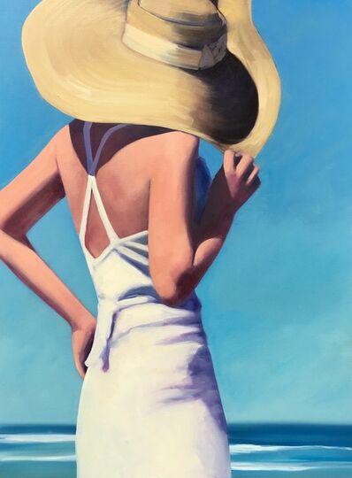 TS Harris, 'Beach Sunlight', 2017