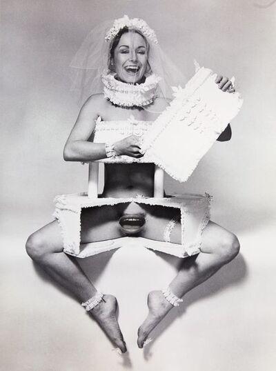 Penny Slinger, 'Double Entendre (Double Take)', 1973