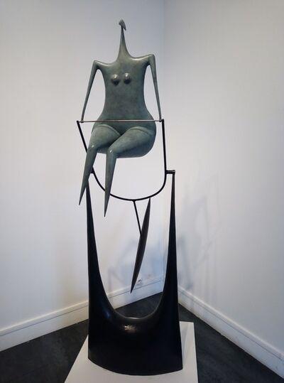 Philippe Hiquily, 'La Grande Galipette', 1988