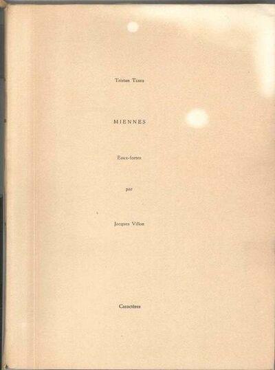 Jacques Villon, 'Miennes', 1955
