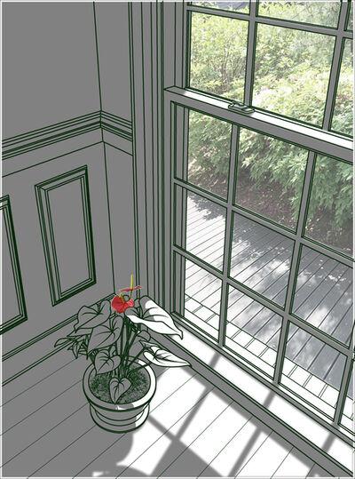 Sun-tae Hwang, 'The Sunshine Room', 2019