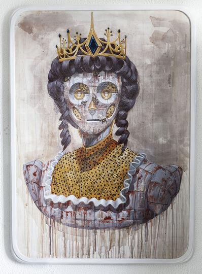 Pixel Pancho, 'Robot Save the Queen', 2015