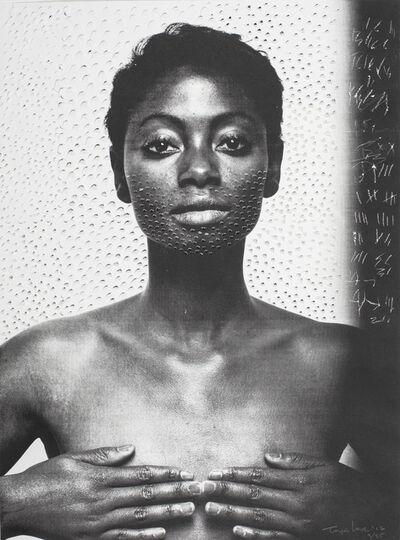Toyin Loye, 'BLACK MADONNA', 2012