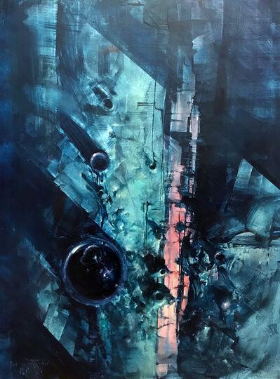 Bryan Mark Taylor, 'Opening', 2017