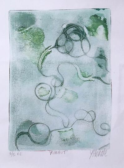 Loren Abbate, 'Ribbit', 2017