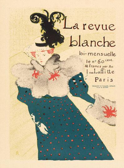 Henri de Toulouse-Lautrec, 'La Revue Blanche', 1897