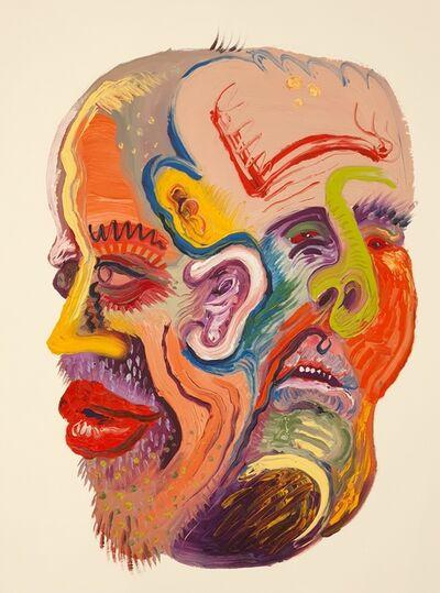 Mark Frygell, 'Janus Head II', 2019