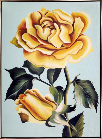 Lowell Nesbitt, 'Rosa Hybrida', 1976