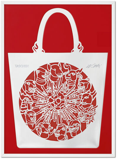 Ai Weiwei, 'Ai Weiwei. The China Bag 'Zodiac'', 2020