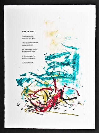 Joan Mitchell, 'Joie de Vivre', 1992