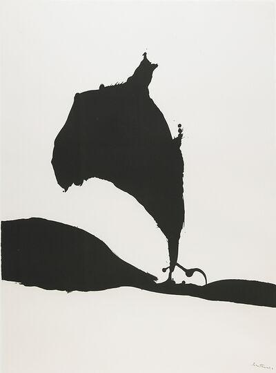 Robert Motherwell, 'African Suite: Africa 9', 1970