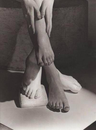 Horst P. Horst, 'Barefoot Beauty', 1941