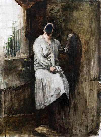 Yuma Tomiyasu, 'Woman In Room', 2020