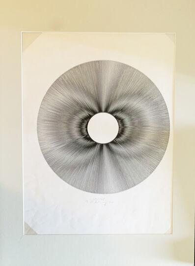 Ludwig Wilding, 'Kinetic Circle Spectrum', 1970