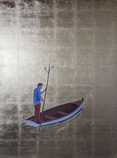 Hugo Lugo, 'Arqueología del resplandor 3', 2015