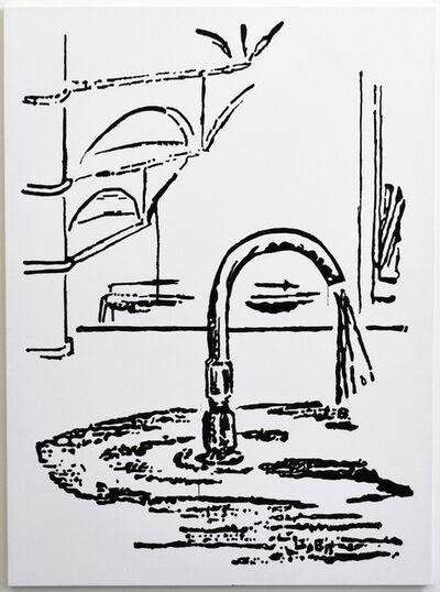 Ron Ewert, ' Fountain', 2015