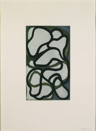 Brice Marden, 'Suzhou I', 1996-1998