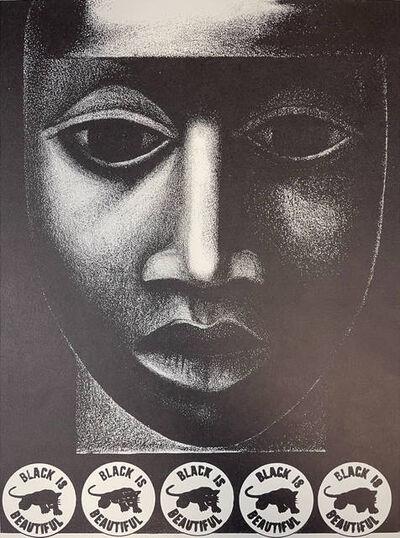 Elizabeth Catlett, 'Black is Beautiful', ca. 1970