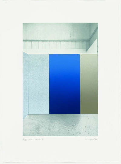 Paul Winstanley, 'Art School I', 2016