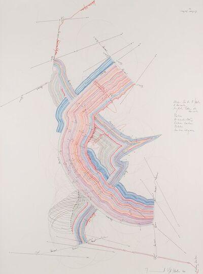 Jorinde Voigt, 'Nexus-Studie IV', 2011