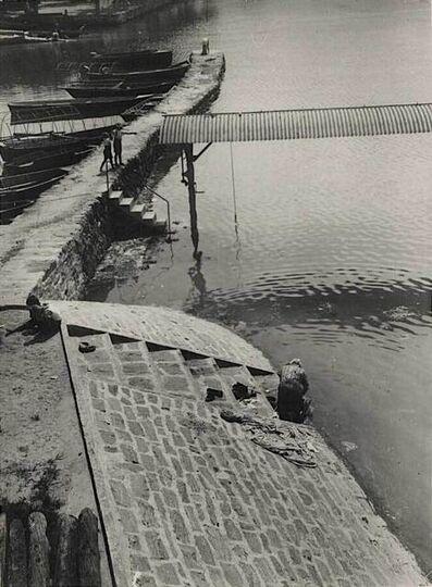László Moholy-Nagy, 'Herbstwäsche, Ascona, Lago Maggiore, Italy', 1926