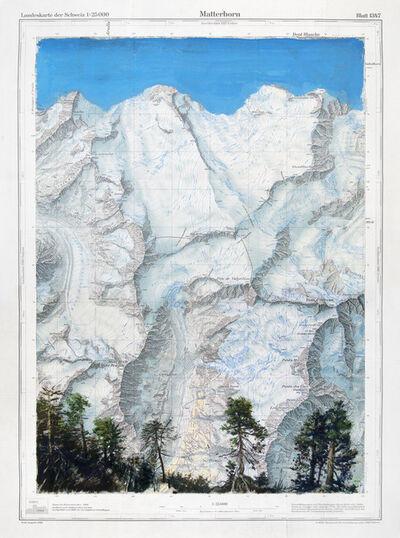 Uwe Walther, 'Matterhorn', 2011