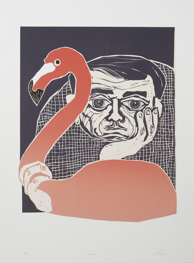 Sanya Kantarovsky, 'Lacriminal', 2016