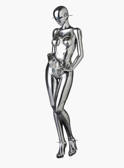 Hajime Sorayama, 'Sexy Robot', 2016