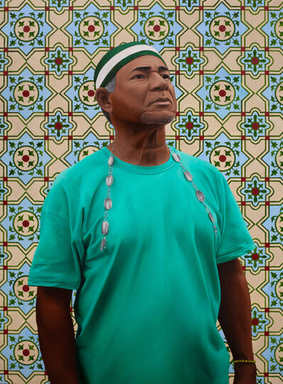 Gabriel Sanchez, 'Babalao Pastor, Yoruba Priest', 2020