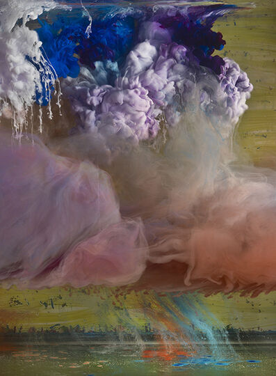 Kim Keever, 'Abstract 21704', 2016